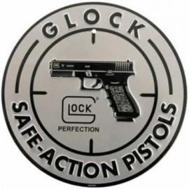 Glock Schild
