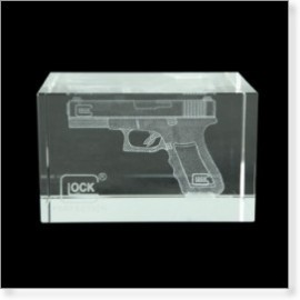 Glock Hologramm