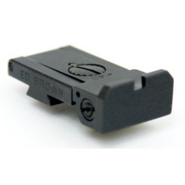 Ed Brown adjustable Rear Sight