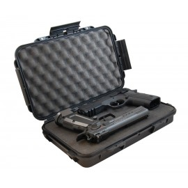 DAA thin pistol case