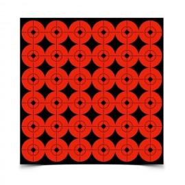 360 Target Spots 2,5cm
