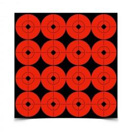 160 Target Spots 3,8cm