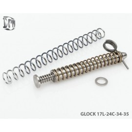 Glock 34 - 35 - 17L