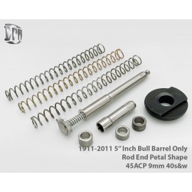 STI/SVI/SPS 2011Bull Barrel .45ACP