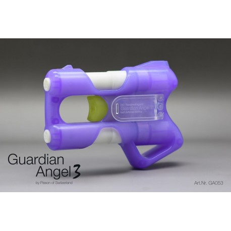 Guardian Angel III purple