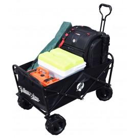 DAA All-Terrain 4-Wheel Range Cart
