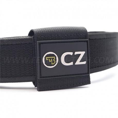Gürtelhalter CZ Logo