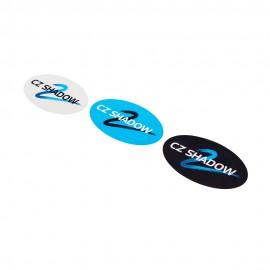 CZ Shadow 2 Sticker