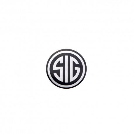 SigSauer Logo Sticker