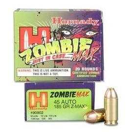 Zombie Max .45 ACP