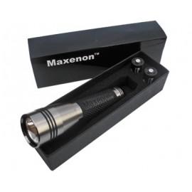 Maxenon 1W LED silber