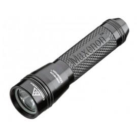 Maxenon 1W LED schwarz